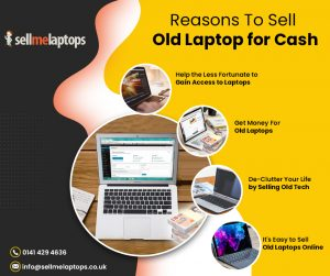 sell old laptop for cash